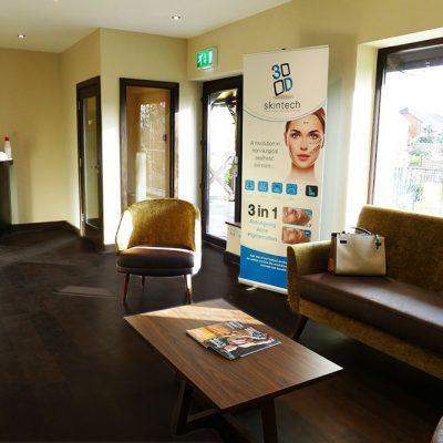 3d aesthetics premises at barton grange hotel