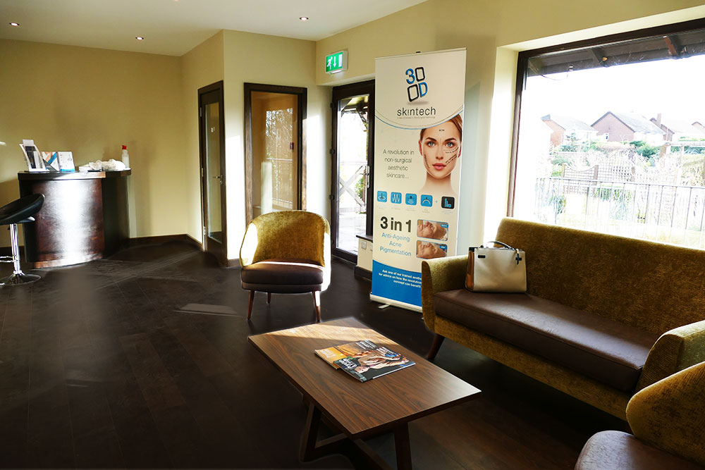 3d aesthetics premises at barton grange hotel